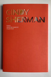 Rare Cindy Sherman Works From The Olbricht Collection ME Berlin Exhibition Book