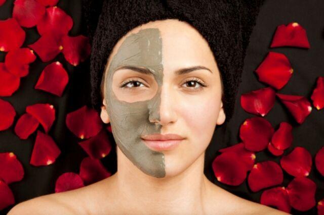 Fullers Earth Powder Skin Lightening Mud Masks Anti Acne Blackheads Whitening 50