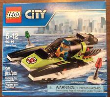 Lego City Race Boat (60114)- Free Shipping