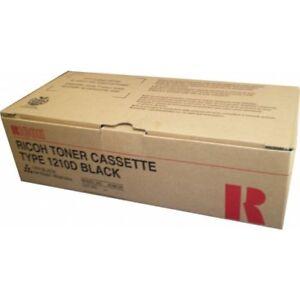 RICOH Toner Cassette type 1210D BLACK mod. H191-31 (5800 Pagine) - Italia - RICOH Toner Cassette type 1210D BLACK mod. H191-31 (5800 Pagine) - Italia