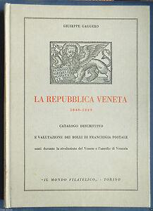 Filatelia-La-Repubblica-Veneta-1848-1849-Bolli-di-Franchigia-postale-Venezia