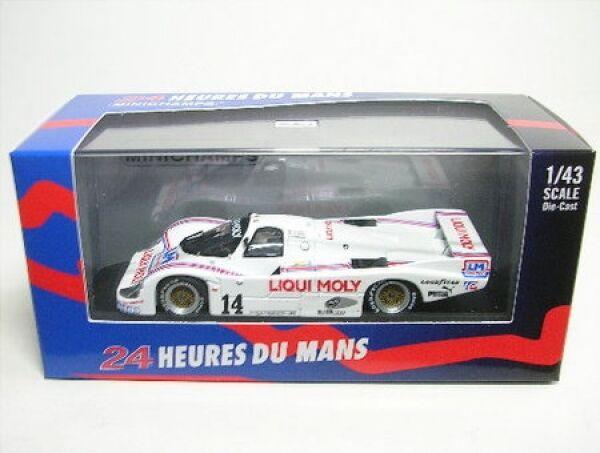 Porsche 956 L N°14 Lemans 1986