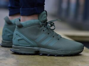 I recommend the offer: Adidas ZX FLUX 58 TR BY9434 [297210]   Stock lot shoes   merkandi.co.uk