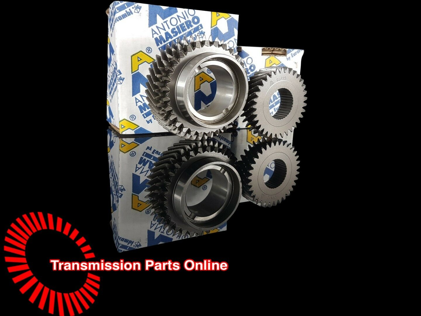 Details about VW T4 Transporter 1 9Tdi 2 5Tdi 02B Gearbox 5th Gear Pair  0 72 Ratio 33 / 46