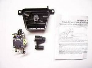 New-OEM-CARBURETOR-ASSEMBLY-for-Poulan-Sears-Craftsman-Walbro-Gas-Chainsaws