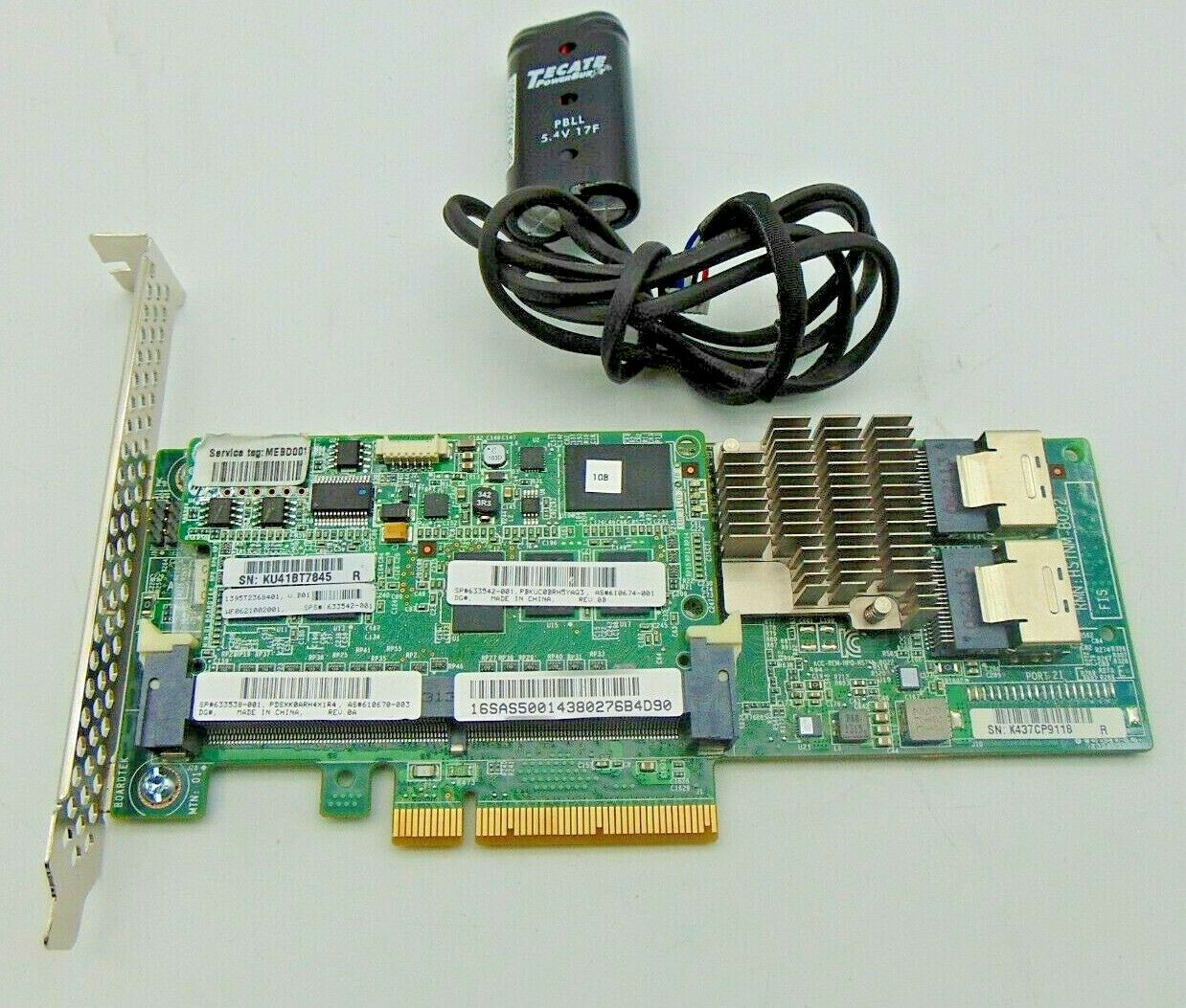 New 815983-001 Gen9 FBWC Smart Array Battery Module For HP