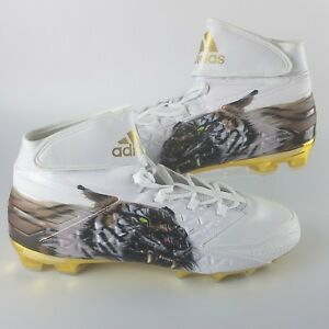 f279df08f Image is loading Adidas-Freak-X-Carbon-High-Uncaged-Football-Cleats-