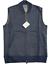 Indexbild 1 - Brunello Cucinelli Interlock Jersey Cotton Gilet West Veste Jacke Jacket new XS
