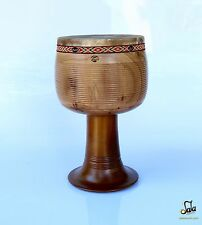 HIGH QUALITY PERSIAN SHIRANI TONBAK TOMBAK ZARB DRUM WITH SOFT CASE SHZ-306