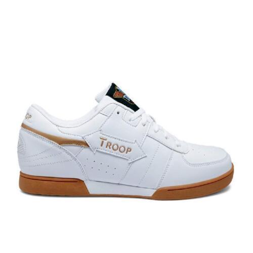 Troop Crown White//Gum