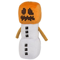 Minecraft Snow Golem Plush Stuffed Toy