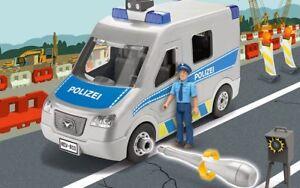 FOURGON DE POLICE, KIT REVELL JUNIOR 1/20 n? 00811