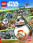 LEGO® Star Wars(TM) Finde die galaktischen Helden (Gebundene Ausgabe)