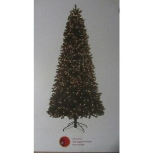 Westinghouse 9 foot Pre Lit Artificial Christmas Tree 1000 White ...