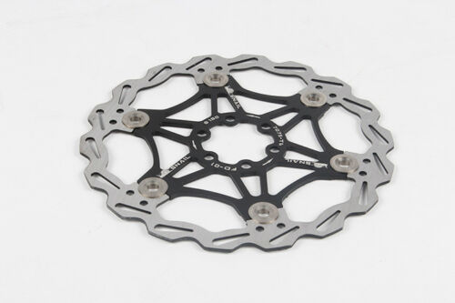 MTB DH 180mm Floating Disc Mountain Bike Brake Rotor Cycling Bicycle Rotors
