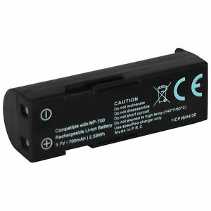Bateria-NP-700-para-Konica-Minolta-DiMAGE-X50-X60-Konica-Minolta-BC-800