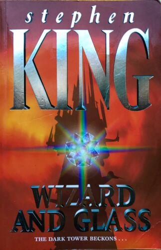 1 of 1 - The Dark Tower: Wizard and Glass by Stephen King FREE AUS POST used paperback
