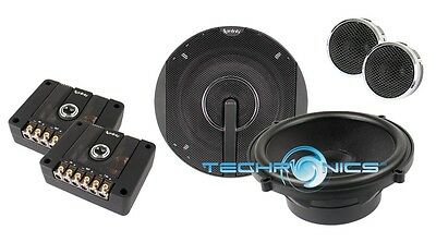 """INFINITY KAPPA 60.11CS 6.75"""" COMPONENT SPEAKERS SYSTEM FITS 6.5"""""""