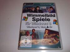 PC  Wimmelbild Games für Win 8