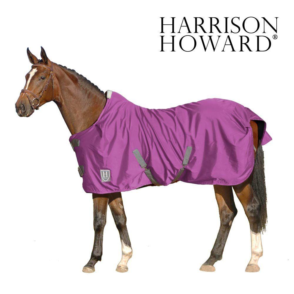 Harrison Howard 600d no-fill estable Hoja estable Alfombras Horseware algodón Forrada