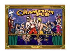Update Pinball Mise à Jour Flipper CHAMPION PUB Bally