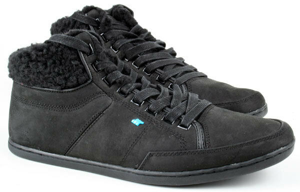 Boxfresh Schuhe USWAP USWAP Schuhe BFU0125 BS1 Schwarz 56e03a