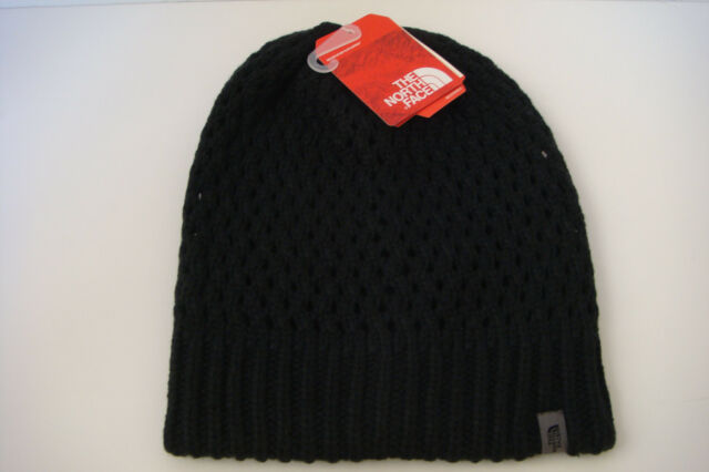 The North Face Black Slouch Shinsky Beanie Hat Unisex New With Tags ... 0e891298550