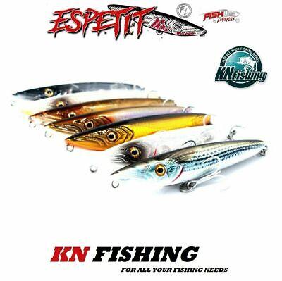 Fishus Lurenzo Espetit Fishing Lures 110mm 16g