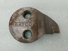 Genuine Rayco Super Tooth Stump Grinder Cutter Threaded Straight 3144t