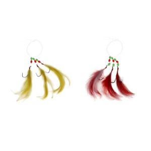 2-confezioni-di-pesca-artificiale-con-coda-di-rondine-pesca-a-traina