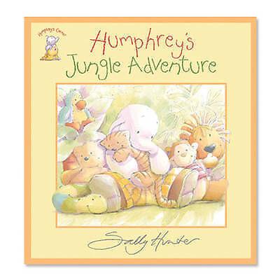 """AS NEW"" Igloo Books Ltd, Humphrey's Jungle Adventure: 1 (Sticker & Activity Col"