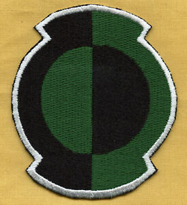 3-5-034-Green-Lantern-New-Current-Style-Green-amp-Black-Embroidered-Iron-on-Patch