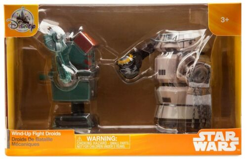 Disney Solo Star Wars Histoire Wind-Up lutte droïdes Exclusive