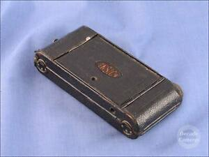 Houghton-Butcher-Ensign-Pocket-All-Distance-Mod-2-Folding-Bellows-Camera-9765