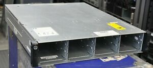 HP AW593A P2000 G3 SAS MSA with Dual AW529A Controller LFF Array Storage Chassis