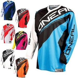 O 'Neal Element racewear Jersey Motocross MX Enduro DH FR Mountain Bike MTB BMX-afficher le titre d`origine XVh58JTO-07143832-397119765