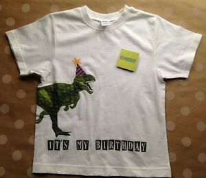 Image Is Loading NWT Gymboree 2007 BIRTHDAY Boy Dinosaur It 039