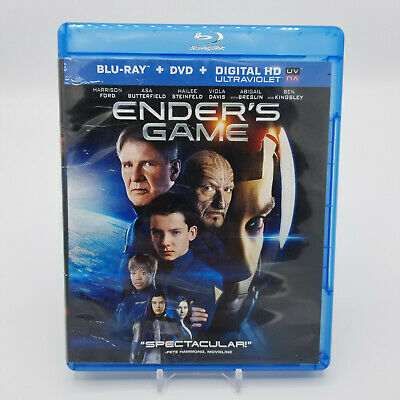 Enders Game (Blu-ray/DVD, 2014, 2-Disc Set) 25192217067 | eBay