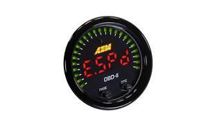 "AEM 30-0302 X-Series Water//Trans//Oil Temp Gauge 100-300 Degrees 2-1//16/"" Dia"