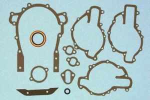 Buick-264-322-364-400-401-425-Nailhead-Front-Timing-Cover-Gasket-Set-BEST-53-66