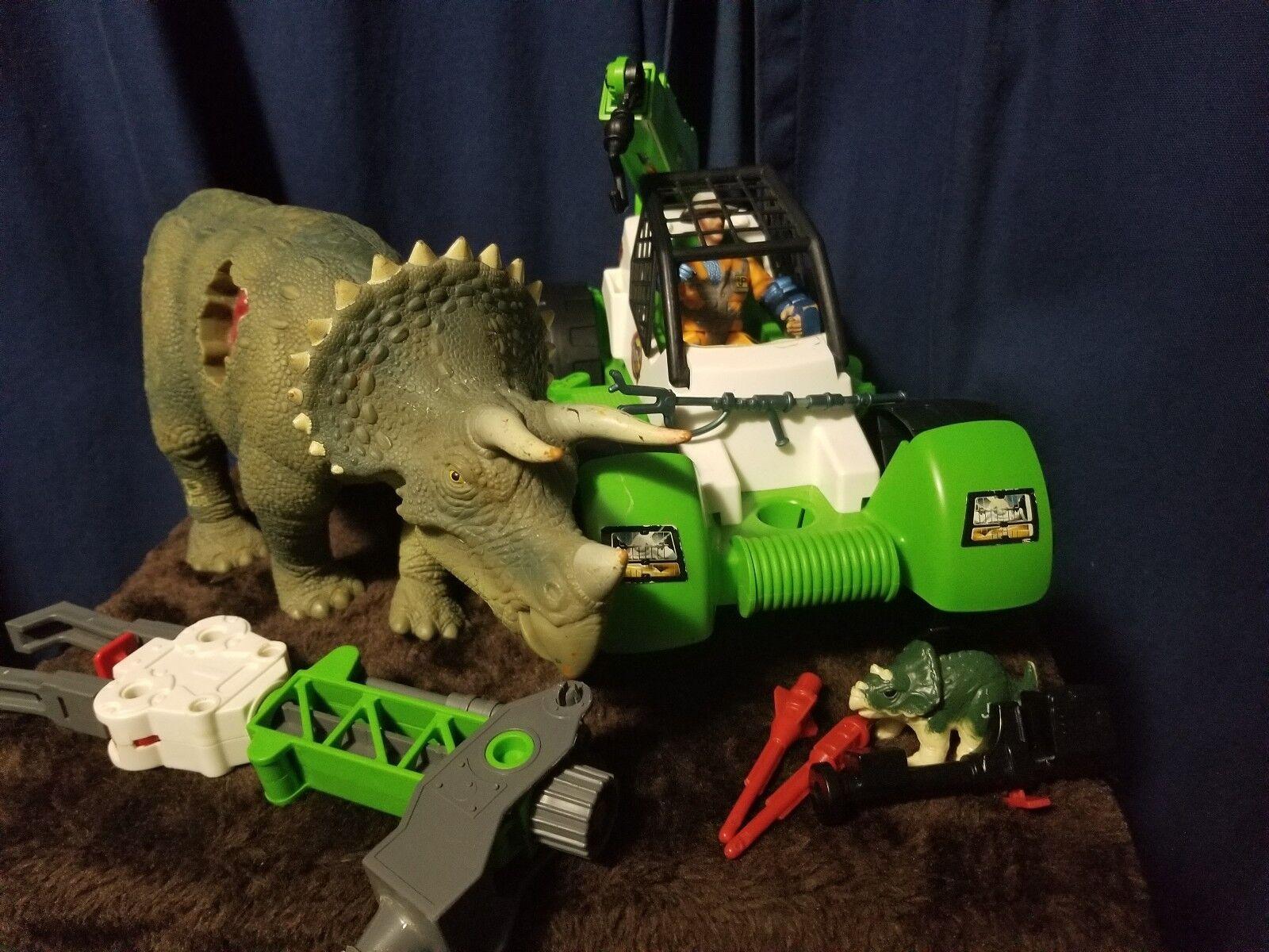 Jurassic park - chaos wirkung trike tank playset
