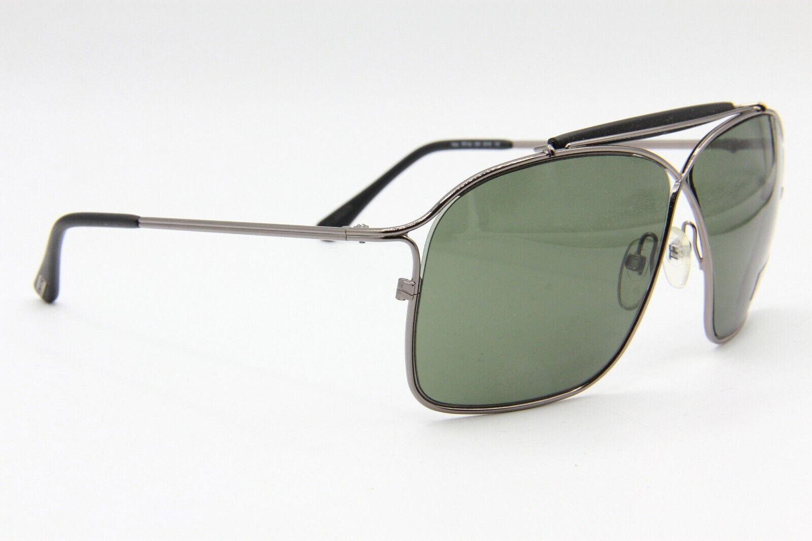 b3660df5d5d0 Tom Ford Sunglasses Tf194 Felix 08n Shiny Gunmetal 194 for sale online