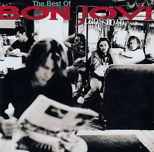 BON JOVI : CROSS ROAD - THE BEST OF / CD (MERCURY 522 936-2)