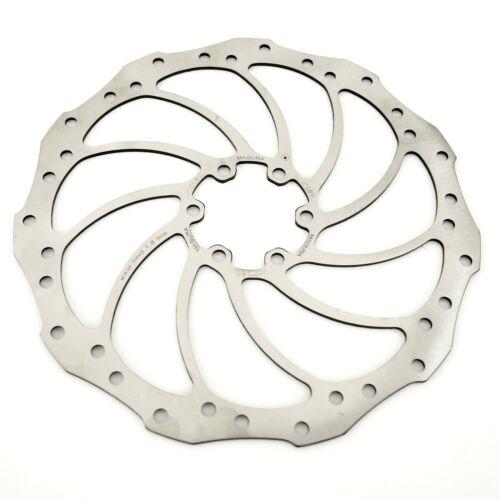 Magura Storm Bike Disc Brake Rotor 180mm 6-Bolt Fit Magura//TRP//Tektro//Shimano