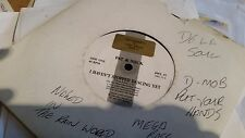 """Pat & Mick - I Haven't Stopped Dancing Yet - 7"""" PS 1989 -"""