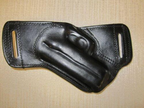 Owb holster ultra slim design Fits Glock 43 /& 43X  formed leather SOB