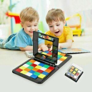 🔥 Rubiks RACE PUZZLE BOARD GAME Rubix RACE Mente Gioco Puzzle ✨ OTTIMO PREZZO ✨