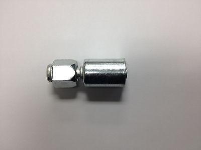 Beadlock Female Flare Aluminum Reduced Crimp on Fitting Part# RB-1101