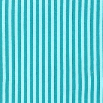 Michael Miller Fabric - Clown Stripe Luna - Fat Quarter - 100% Cotton