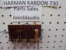 Harman Kardon 730 Original Switch Board Part # 00132155  Parting Out 730.